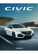 Prospectus Honda France : Honda Civic