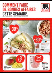 Prospectus AD Delhaize Eghezée : Decouvrez les promotions de la semaine