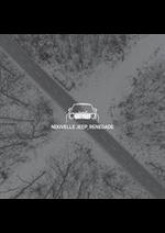 Promos et remises  : Jeep Renegade