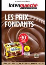 Prospectus Intermarché Super : LES PRIX FONDUS