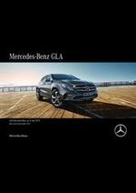 Journaux et magazines Mercedes Benz : Mercedes-Benz GLA