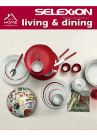 Catalogues et collections Selexion TIENEN Gilainstraat 120-122 : Living & dining