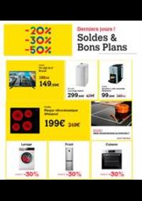 Prospectus DARTY LES HALLES : Soldes & Bons Plans