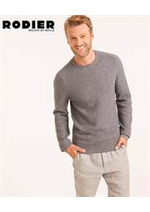 Prospectus rodier : Collection Homme