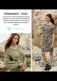 Catalogues et collections e5 MONTIGNIES-SUR-SAMBRE : Kaki tendance