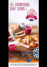 Prospectus Picard CESSON SEVIGNE : Les Gourmands sont servis!