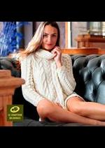 Prospectus Comptoir irlandais : Collection Pulls / Femme