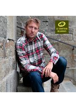 Prospectus Comptoir irlandais : Collection Chemises  / Homme