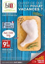 Promos et remises  : Catalogue Bi1