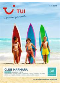 Prospectus TUI Paris 1 : Marmara Été 2019