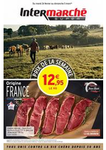 Prospectus Intermarché Super : PRIX DE LA SEMAINE