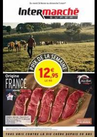 Prospectus Intermarché Super Chantepie : PRIX DE LA SEMAINE