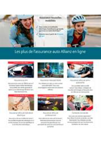 Prospectus Allianz RENNES 23 RUE SAINT HELIER : Offres Allianz