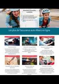 Prospectus Allianz BOURGES 34 RUE EDOUARD VAILLANT : Offres Allianz