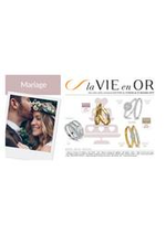 Promos et remises  : La Vie en Or - Mariage