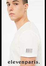 Prospectus ElevenParis : Collection T-Shirts / Homme