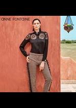 Prospectus Anne Fontaine : Tendances Femme