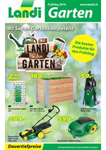 Prospectus Landi : Landi Garten 2019