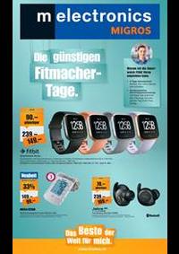 Prospectus Melectronics : Die günstigen Fitmacher-Tage.