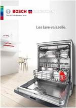 Prospectus Handyman : Catalogue Lave-vaisselle Bosch Handyman