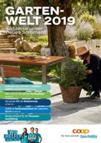 Prospectus Coop Brico+Loisirs : Gartenwelt 2019