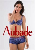 Prospectus Aubade : Collection Tentation