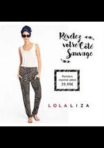 Prospectus Lola & Liza : Glamour et de details ethniques Lola