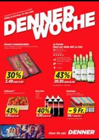 Prospectus DENNER Bern - Brunnmattstrasse : Denner Woche