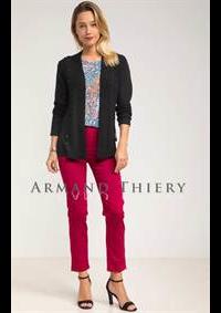Prospectus Armand Thiery ANNEMASSE : Pulls & Cardigans Femme