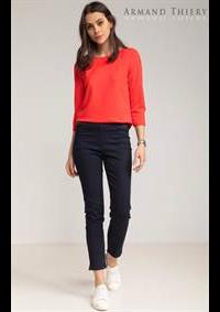Prospectus Armand Thiery THIAIS : Pantalons Femme