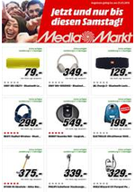 Prospectus  : Media Markt Angebote