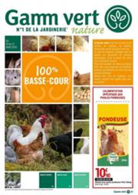Prospectus Gamm vert BOURBONNE LES BAINS : Gamm vert Nature