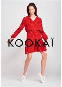 Prospectus KOOKAÏ Gennevilliers : Collection Robes