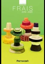 Prospectus  : Carte produits frais 2019-2020