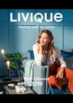 Prospectus Livique : Mein Zuhause 2019