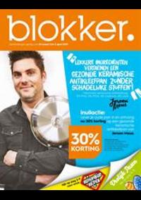 Prospectus BLOKKER Brussel : Blokker Folder