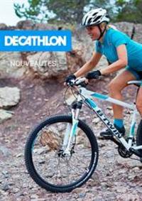 Prospectus DECATHLON Cergy Pontoise : Nouveautés