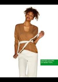 Prospectus United Colors Of Benetton ANTONY : Nouveautés / Femme