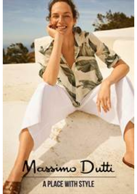 Prospectus Massimo Dutti PARLY : A Place with Style