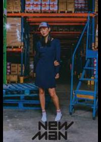 Prospectus New Man PARIS : Mode Femme