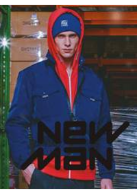 Prospectus New Man CHELLES : Collection Homme