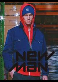 Prospectus New Man LE RAINCY : Collection Homme