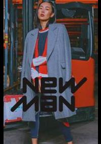 Prospectus New Man PARIS 24 BOULEVARD BARBES : Blouson & Veste