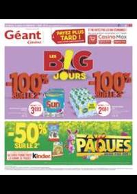 Prospectus Géant Casino ANGERS : Les B!G jours