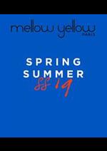 Prospectus Mellow Yellow : Collection Printemps Été