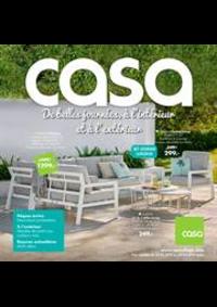 Prospectus Casa : De belles journées, à l'intérieur et à l'extérieur