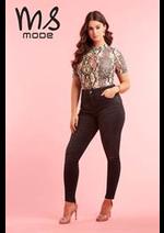 Prospectus MS mode : Tops & Shirts Femme