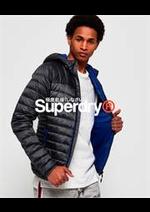Prospectus Superdry : Collection Vestes Homme