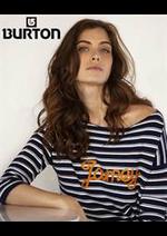 Prospectus Burton : Maille Love Femme