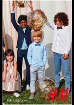 Prospectus H&M : H&M Kids Celebration